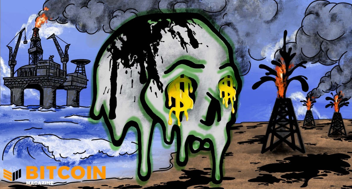 Bitcoin Prevents Environmental Disasters – Bitcoin Magazine: Bitcoin News, Articles, Charts, and Guides