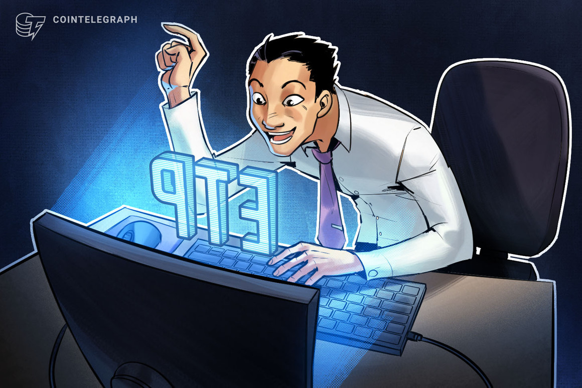 CoinShares lists physically-backed crypto ETPs on German exchange