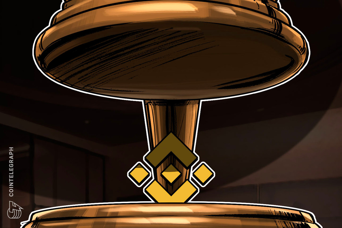 UK financial watchdog orders Binance to halt 'regulated activity' in the country